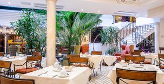 布玛尔查别墅酒店 - 巴黎 - 餐馆