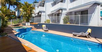 布鲁伊斯汽车旅馆 - 福斯特 - 游泳池