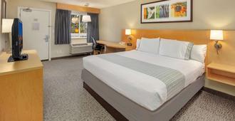 西雅图尼克萨斯酒店 - 西雅图 - 睡房