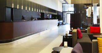斯堪奥胡斯城市酒店 - 奥胡斯 - 柜台