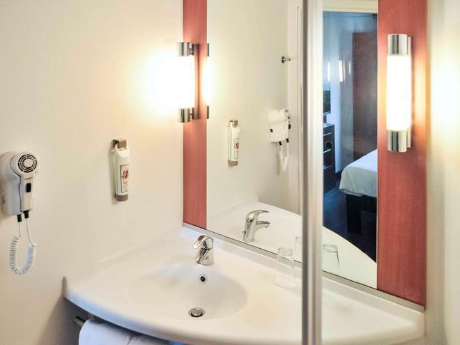 宜必思索非亚机场酒店 - 索非亚 - 浴室