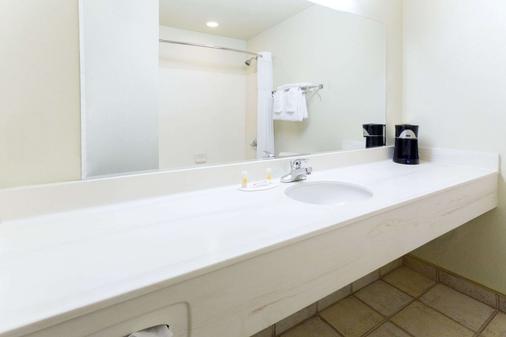 科罗拉多斯普林斯机场戴斯汽车旅馆 - 科罗拉多斯普林斯 - 浴室