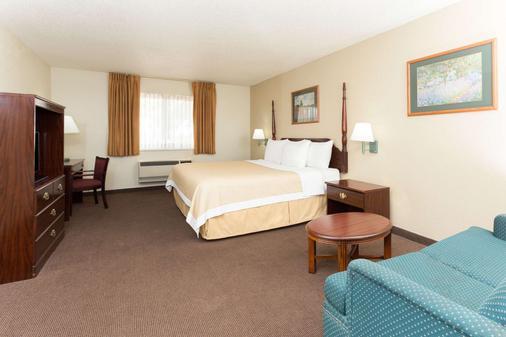 科罗拉多斯普林斯机场戴斯汽车旅馆 - 科罗拉多斯普林斯 - 睡房