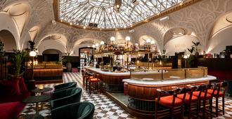 沃尔特酒店 - 赫尔辛堡 - 酒吧