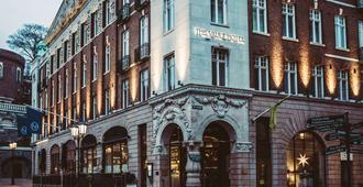 沃尔特酒店 - 赫尔辛堡 - 建筑