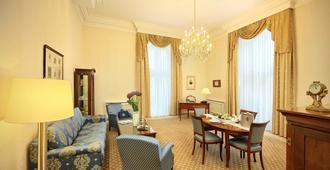 维也纳法国酒店 - 维也纳 - 客厅