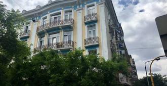 卡斯托瑞亚酒店 - 塞萨洛尼基 - 建筑