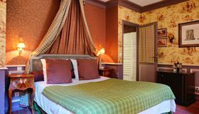 巴特泰库尔斯酒店 - 普罗旺斯艾克斯 - 睡房