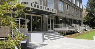 欧罗巴酒店 - 根特 - 建筑