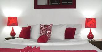卡萨阿布里尔ii酒店 - 卡塔赫纳 - 睡房