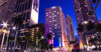 邁阿密yve酒店 - 迈阿密 - 户外景观