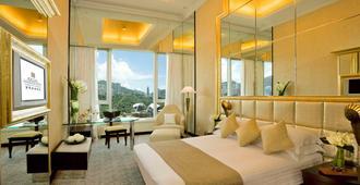 富豪香港酒店 - 香港 - 睡房