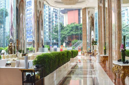 富豪香港酒店 - 香港 - 酒吧
