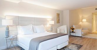 特雷斯雷耶斯酒店 - 潘普洛纳 - 睡房