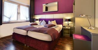 阿姆维哈恩酒店 - 杜塞尔多夫 - 睡房