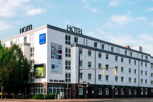 特拉普温德姆不来梅机场酒店 - 不莱梅 - 建筑