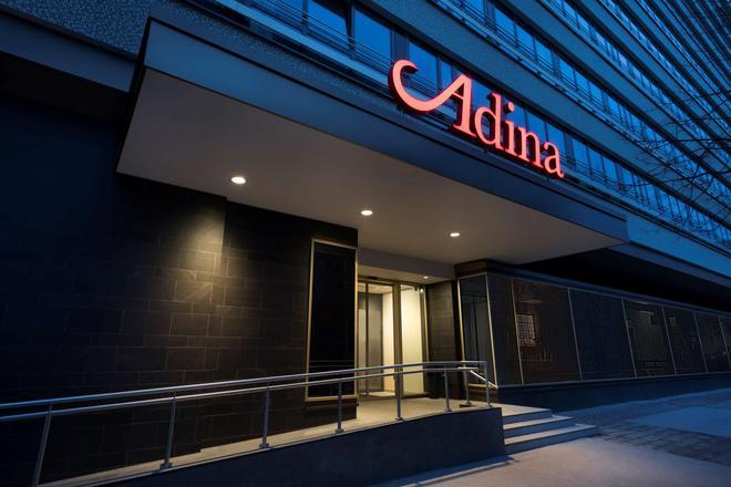 莱比锡阿迪纳公寓酒店 - 莱比锡 - 建筑