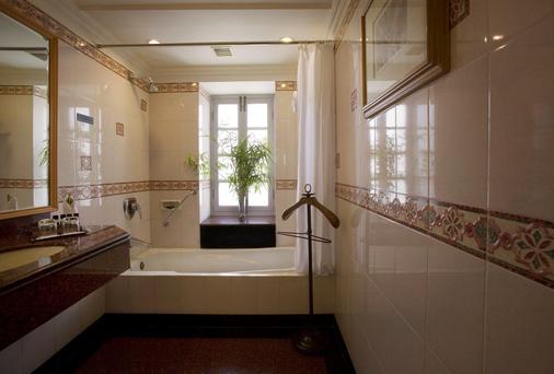 泰姬大使酒店 - 新德里 - 浴室