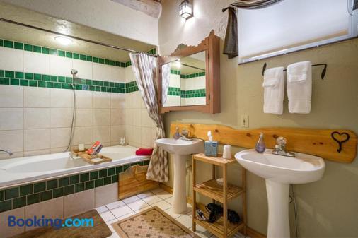 马里波帕旅馆民宿 - 斯廷博特斯普林斯 - 浴室