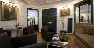 阿尔巴公爵酒庄典藏酒店 - 罗马 - 大厅