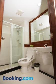 暹罗昌酒店 - 曼谷 - 浴室