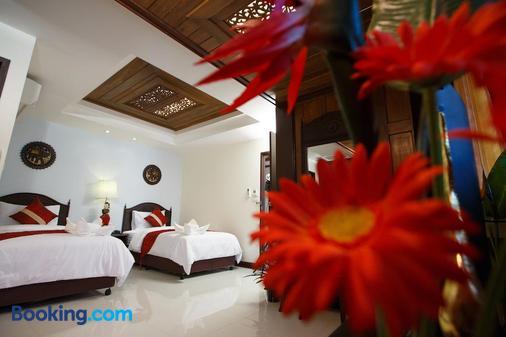 暹罗昌酒店 - 曼谷 - 睡房