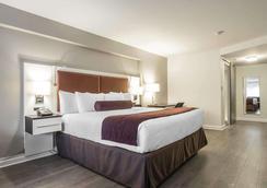 圣詹姆斯酒店 - 多伦多 - 睡房
