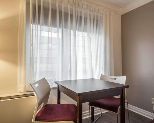 圣詹姆斯酒店 - 多伦多 - 餐厅