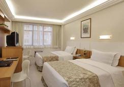 考帕苏尔酒店 - 里约热内卢 - 睡房
