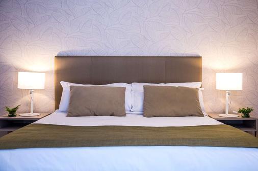 布宜诺斯艾利斯波罗微笑温德姆酒店 - 布宜诺斯艾利斯 - 睡房