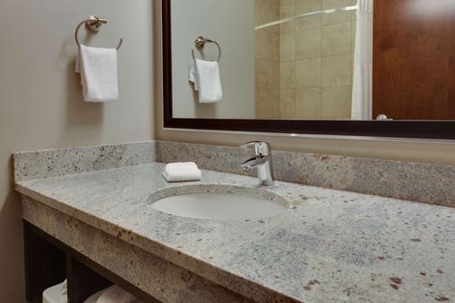 匹兹堡机场塞特斯里奇德鲁里酒店 - 匹兹堡 - 浴室