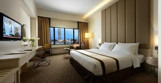 槟城乔治敦双威酒店 - 乔治敦 - 睡房