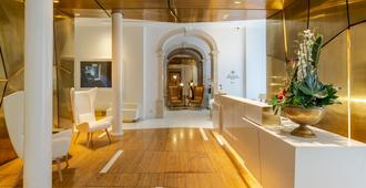 葡萄牙精品酒店 - 里斯本 - 大厅