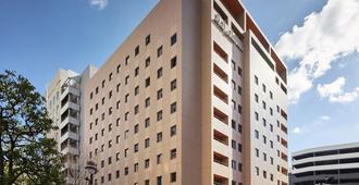 冈山三井花园酒店 - 冈山市 - 建筑