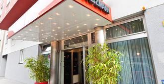 玻尔兹曼酒店 - 维也纳 - 建筑