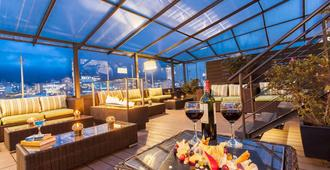 麗筠波哥大都會飯店 - 波哥大 - 酒吧