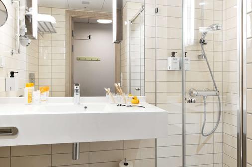 斯堪迪克莱肯达尔酒店 - 特隆赫姆 - 浴室