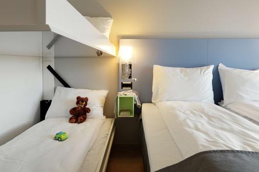 斯堪迪克莱肯达尔酒店 - 特隆赫姆 - 睡房