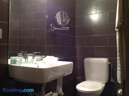 卡斯特尔酒店 - 根特 - 浴室