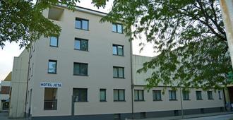 杰塔酒店 - 汉堡 - 建筑