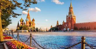 莫斯科中心巴克如斯纳酒店 - 莫斯科 - 户外景观