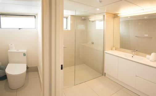 太平洋海景假日公寓 - 冲浪者天堂 - 浴室