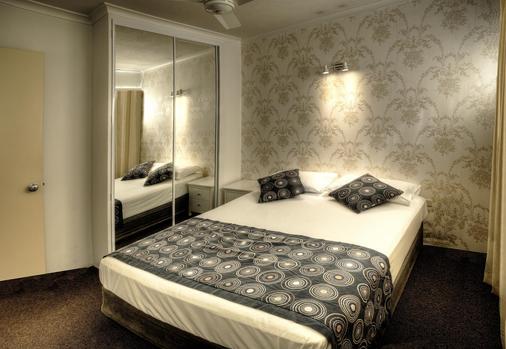 太平洋海景假日公寓 - 冲浪者天堂 - 睡房