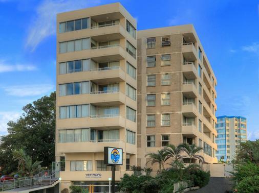 太平洋海景假日公寓 - 冲浪者天堂 - 建筑