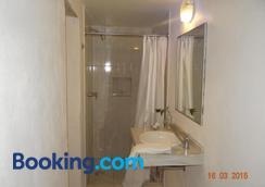 纳斯奥纳尔酒店 - 瓦哈卡 - 浴室
