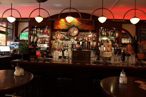 阿姆斯特丹老城区酒店 - 阿姆斯特丹 - 酒吧