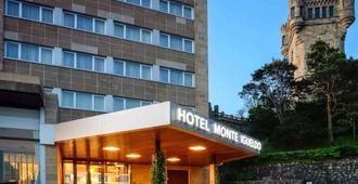 蒙特伊古尔多美居酒店 - 圣塞瓦斯蒂安 - 建筑