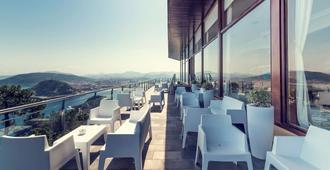 蒙特伊古爾多美居酒店 - 圣塞瓦斯蒂安 - 酒吧