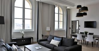 马赛洲际酒店 - 迪欧酒店 - 马赛 - 客厅