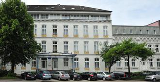 康莫德瑞酒店 - 汉堡 - 建筑